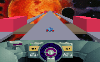 SkyRoads - DOS - Roads 1.png