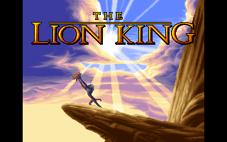 File:Lion King - DOS - Title.png