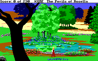 King's Quest 4 - DOS - Frog.png