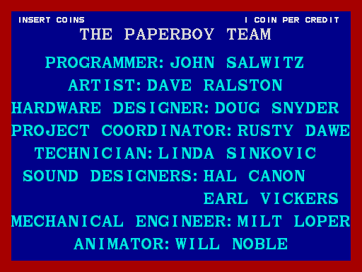 File:Paperboy - ARC - Credits.png