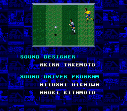 File:Tactical Soccer - SFC - Credits.png