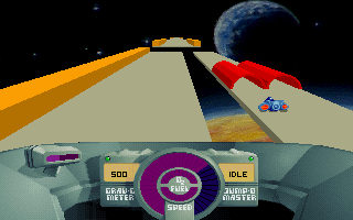 SkyRoads - DOS - Roads 3.png