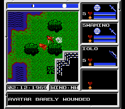 Ultima - Warriors of Destiny - NES - Overworld.png