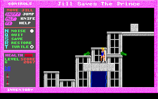 Jill Saves The Prince - DOS - Level 6.png