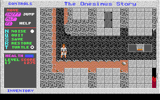 Onesimus - DOS - Labyrinth Level 17.png