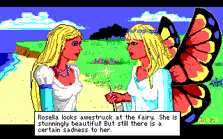 File:King's Quest 4 - DOS - Introduction, Part 4.png
