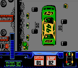 Days of Thunder - NES - Pit Theme.png