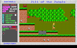 Jill of the Jungle - DOS - Level 14.png