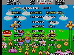 File:Fantazy Zone II - ARC - High Scores.png