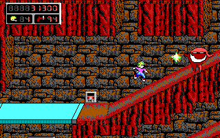 Commander Keen 4 - Pyramid of Gnosticene Ancients.png