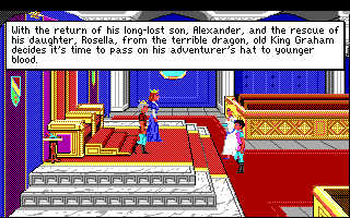 File:King's Quest 4 - DOS - Introduction, Part 1.png