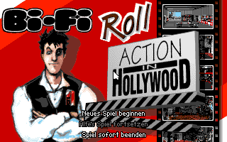 File:Bi-Fi Roll - Action in Hollywood - DOS - Main Menu.png