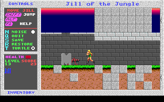 Jill of the Jungle - DOS - Level 13.png