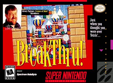 File:BreakThru - SNES.jpg