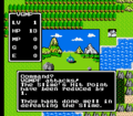 Dragon Warrior - NES - Combat.png