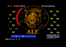 Alf the First Adventure - AST - Title.png