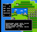 Dragon Warrior - NES - Level Up.png