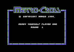 Metro-Cross - C64 - Ready Yourself.png
