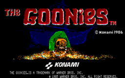 Goonies - X1 - Title.png