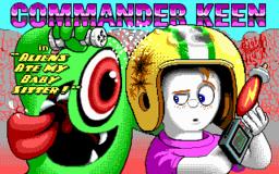 verkossa täällä lenkkarit halpaa ilmainen toimitus Commander Keen VI: Aliens Ate My Babysitter! (DOS) - Video ...