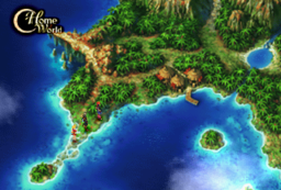 Chrono Cross - PS1 - Home World Map.png