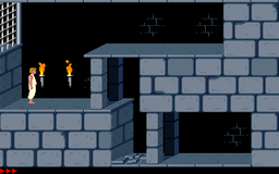 Prince of Persia - DOS - Level 1.png