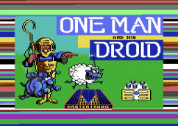 One Man and His Droid - C64 - Loading.png