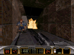 Duke Nukem 3D - Atomic Edition - DOS - Game.png