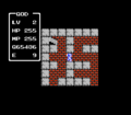 Dragon Warrior - NES - Dungeon.png