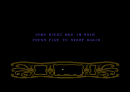 The Pearl of Dawn - C64 - Game Over.png