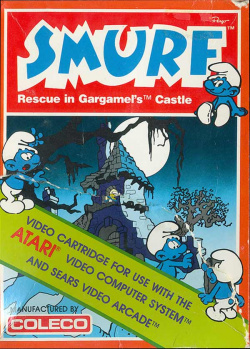 Smurf - Rescue in Gargamel's Castle - A26 - US.jpg