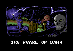 The Pearl of Dawn - C64 - Title.png