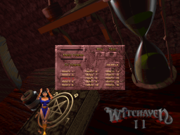 Witchaven 2 - DOS - Playing Tracks.png