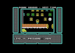 One Man and His Droid - C64 - Start.png