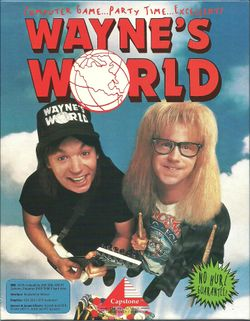 Wayne's World - DOS.JPG