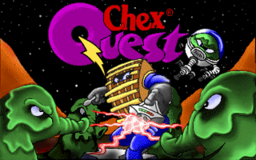 Chex Quest - DOS - Title.png