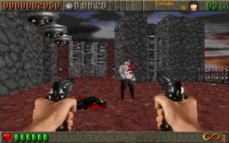 Rise of the Triad - DOS - Dual Pistols.png