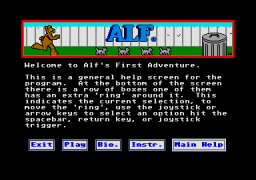 Alf the First Adventure - AST - Story.png