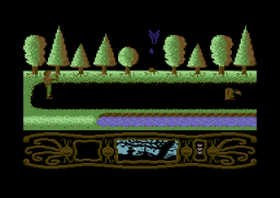 The Pearl of Dawn - C64 - Start.png