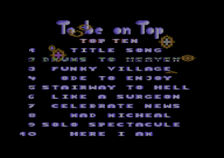 To be on Top - C64 - Drums to Heaven.png