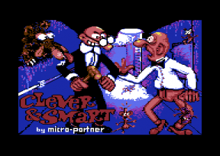 Clever & Smart - C64 - Title.png