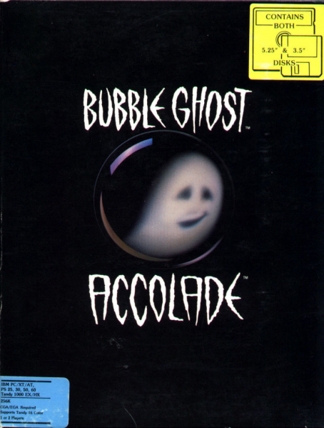 File:Bubble Ghost - DOS - USA.jpg