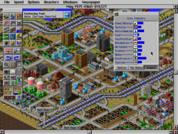 Sim City 2000 - DOS - Industry.png