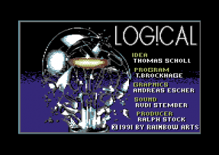 Logical - C64 - Title.png