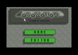 Locomotion - Kingsoft - C64 - Main Menu.png