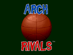 Arch Rivals - GEN - Title Screen.png