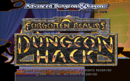 Dungeon Hack - DOS - Title.png