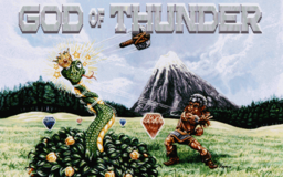 God of Thunder - DOS - Title.png