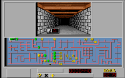 Future Classics Collection - DOS - Lost 'n Maze.png
